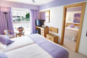 RIU Don Miguel – quadruple room